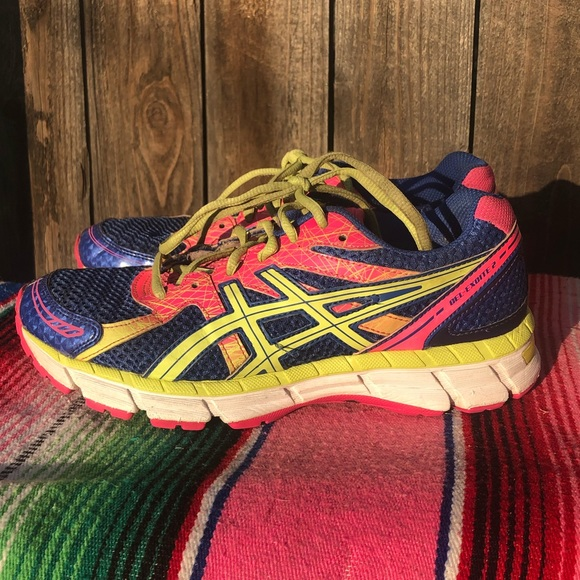 Asics Shoes - Womens Asics Gel Excite 2 Running Shoes.